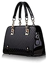 Tradico® Women Shoulder Bags Tote Purse PU Leather