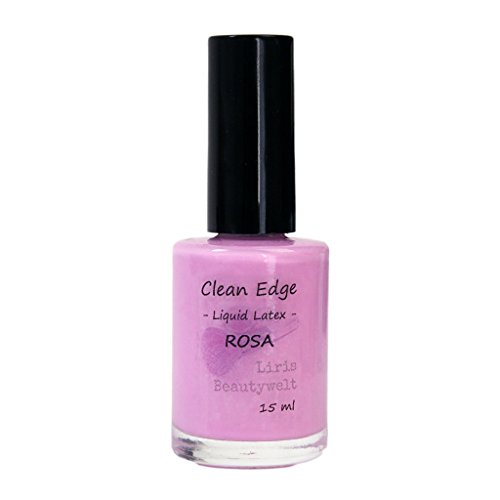 Preisvergleich Produktbild Liris Beautywelt Clean Edge Liquid Latex, rosa