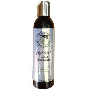 gro-aut Herbal Conditioner 8oz für schnelle Haar Wachstum, reduziert Haarbruch fördert Wachstum stärkt und repariert 240ml