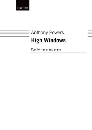 High Windows (Music for Voice)
