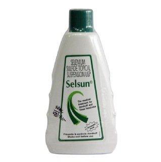 Abbott Selsun Shampoo (120 ml)
