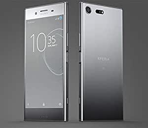 7b07a3124ae Image Unavailable. Image not available for. Colour  Sony Xperia XZ Premium  Dual G8142 64GB 4GB Unlocked Smartphone Chrome