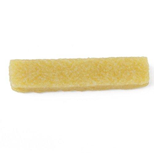 SODIAL(R) 1 x Caucho Manchas Borrador Limpiador Kit de Limpieza para Suede Nubuck Zapato / Bota