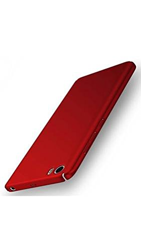 ELECTROPRIME® New Protective Cover Phone Cover Hard Shell Drop Resistance for Xiaomi 5 (red)