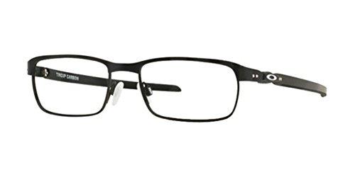 Oakley - TINCUP CARBON OX 5094, Rechteckig, Titan, Herrenbrillen, MATTE COAL(5094-01), 54/17/138 (Brillengestelle Für Männer Titan)