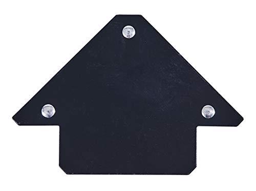 Amtech s4620 magnete di saldatura, nero, 25 lb