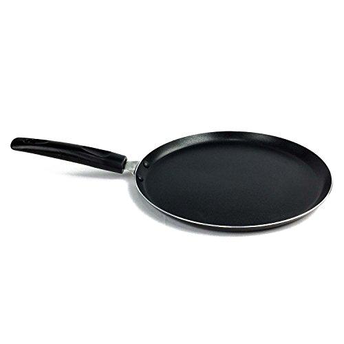 Sheffiled Classic Paasapahce Non Stick Dosa Tawa- Black