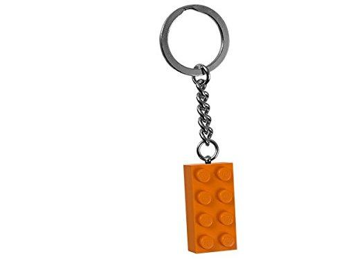 Preisvergleich Produktbild LEGO Creator: Orange Backstein Schlüsselanhänger