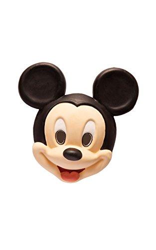 Mickey-Maus-Maske, Kinderkostüm-Einheitsgröße ()