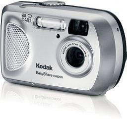 Kodak Easyshare 8 (Kodak EasyShare CX6200 Digitalkamera 2.0 (1632 x 1232) 8MB ohne Dockingstation)