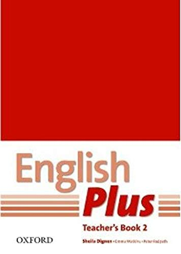 English Plus: 2: Teacher's Book with photocopiable resources: An English secondary course for students aged 12-16 years. por Sheila Dignen