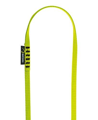 Edelrid Unisex- Erwachsene Schlinge Tech Web Sling 12 mm 12mm, Oasis, 60 cm