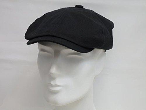 stetson-brooklin-canvas-schwarz-gre-m