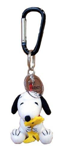PEANUTS Snoopy Maskottchen Karabiner & Woodstock (Japan Import / Das Paket und das Handbuch werden in Japanisch)