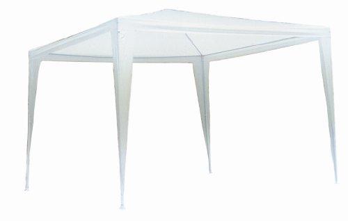 Gazebo tenda in metallo metri 3x2 telo impermeabile per campeggio fiera terrazzo pic nic