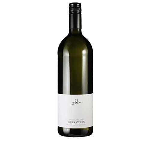 Weingut Diehl 2018er Weisswein Cuvee suess lieblich QbA (082) 1 Liter