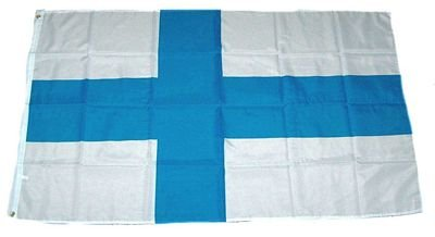 Fahne / Flagge Finnland Suomi NEU 150 x 250 cm Flaggen