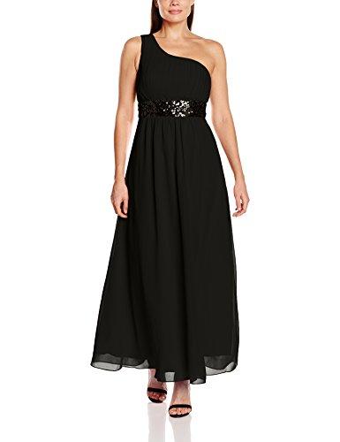 My Evening Dress Damen Party-und Abendkleider Grace, Black (Black B), 44 (Manufacturer Size:44)