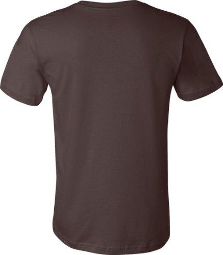 CanvasDamen T-Shirt Braun