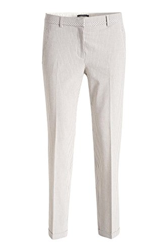 ESPRIT Collection, Pantalon Femme Weiß (OFF WHITE 110)