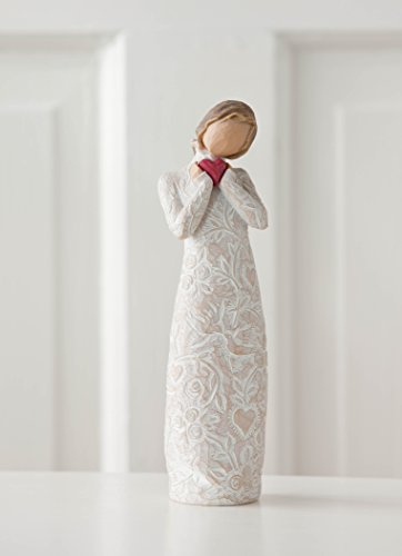 ! Willow Tree 26231 Ti Amo Resina, Design di Susan Lordi, 21 cm recensioni dei consumatori