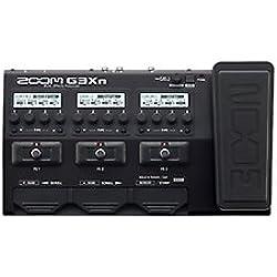 Zoom G3X N Pedal multiefectos