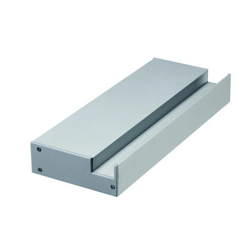 Slv glenos - Soporte pared perfil profesional 20cm aluminio