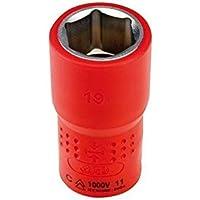 Egamaster Llave vaso serie larga 1//2 13mm