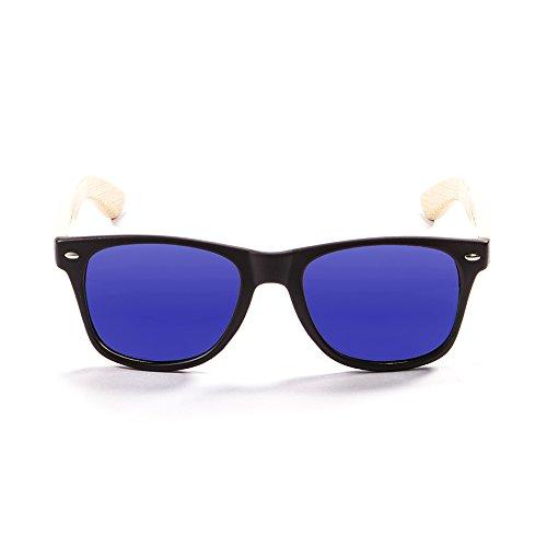 Ocean Sunglasses Banila aviator - lunettes de soleil en Métal - Monture : Doré - Verres : Revo Orange (3701.3) UK66zz1f