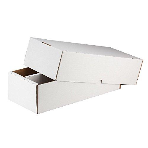 BCW Supplies Trading Card Storage Box / Aufbewahrungsbox für 2000 Sammelkarten