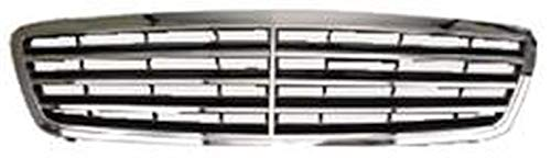 Used, Black chrome grill 10434 for sale  Delivered anywhere in UK
