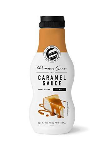 Got7 Sweet Premium Sauce Sirup Dessertsauce Diät wenig Kalorien 250ml (Caramel - Karamell)