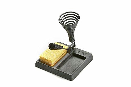Ersa Ablageständer für Lötkolben mit Spiralfederaufnahme und Viskoseschwamm, 0A05