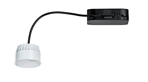 Paulmann 938.19 EBL Coin LED 1x6,8W 2700K 230V 51mm Satiniert 93819 Spot Einbaustrahler Einbauleuchte