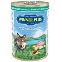 WinnerPlus Winner Plus Sensitive Light Pollo & Patate - scatoletta da 400gr