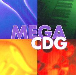 Mega Karaoke Music - Top Pop Hits CD+G #18 (UK Import)