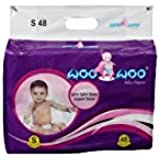 WooWoo Extra Large Diaper Pants For Kids(Pack Of 30)