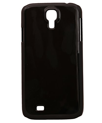 iCandy™ Colorfull Shiney Hard Back Cover For Samsung Galaxy S4 I9500 - Black  available at amazon for Rs.109