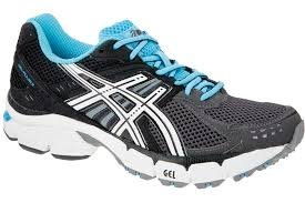 ASICS Lady Gel Pulse 3 Scarpe da Corsa, Unisex Adulto, Nero/Turchese
