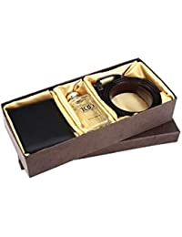 Cartel Pesos 3-in-1 Leather Perfume Set