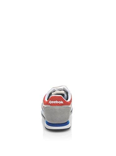 Reebok Unisex-Erwachsene Royal Cljogg grau/rot/blau
