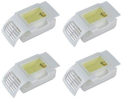 Lampeneinsatz für Silk`n SensEpil 4er Set (Sensepil Haarentfernung)
