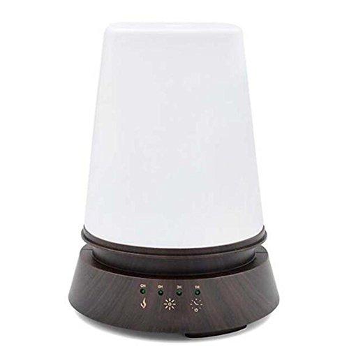 JIAYUE YM-03 350ml Ultrasonic Mute Humidifier Aromatherapy Diffuser LED  Color Night Light Intelligent Power dc1c806f0f7a