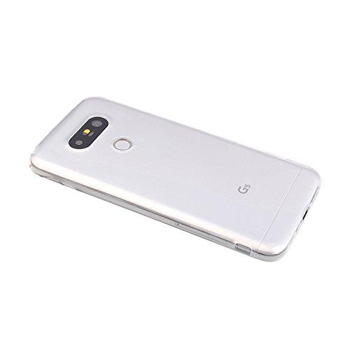 Minto Ultradünn TPU Hülle iPhone 8 Plus / iPhone 7 Plus Silikon Schutzhülle Handyhülle Case Crystal Cover Durchsichtig transparent 0.6mm G5