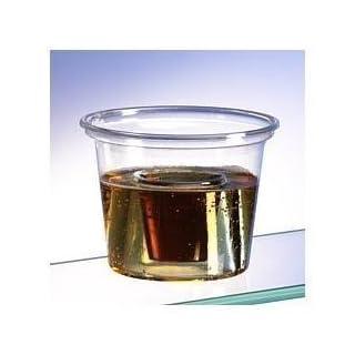 Lot de 1000 verres à Shot à JägerboMB (Transparent) (free P P &sur tous les produits)