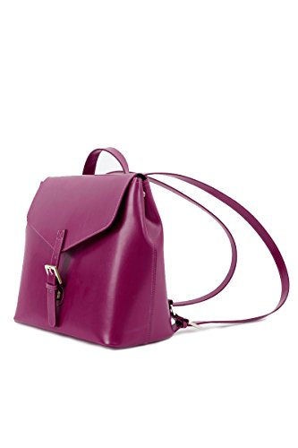paperthinks-100-recycled-leather-small-rucksack-bag-claret-purple