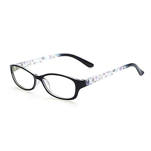 Kinder Gläser Rahmen - Kinder Brillen Clear Lens Geek / Nerd Retro Reading Eyewear für Mädchen...
