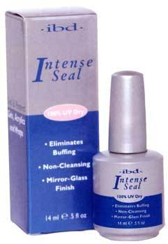 Uv Nail Gel Top Coat 14ml Ibd Intense Seal Gel Acrylic