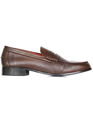 City loafers chestnut-UK 7/EU 41/US 8