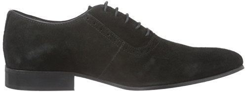 UOMO , Chaussures de ville à lacets pour homme Noir